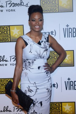 Aisha Tyler attends the 3rd annual Critics' Choice Television Awards in Beverly Hills, California