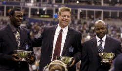 DALLAS COWBOYS RING OF HONOR INDUCTEES