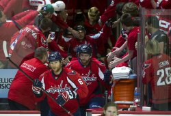 Capitals' Dennis Wideman in Washington