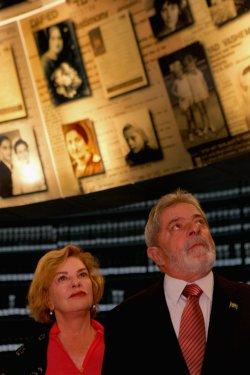 Brazilian President Visits Yad Vashem