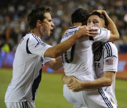 Western Conference Final Game: Seattle Sounders Los Angeles Galaxy