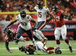 Atlanta Falcons vs. Chicago Bears