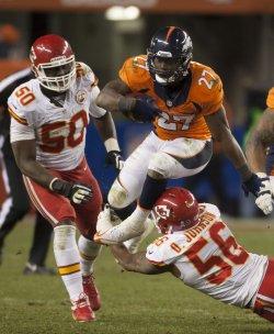 Kansas City Chiefs vs. Denver Broncos