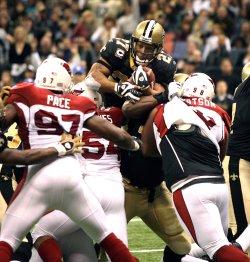 Football New Orleans Saints vs Arizona Cardinals
