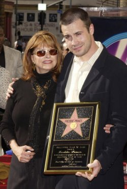 FREDDIE PRINZE RECEIVES STAR ON HOLLYWOOD WALK OF FAME