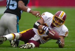 Redskins vs. Panthers