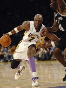 SAN ANTONIO SPURS VS LOS ANGELES LAKERS