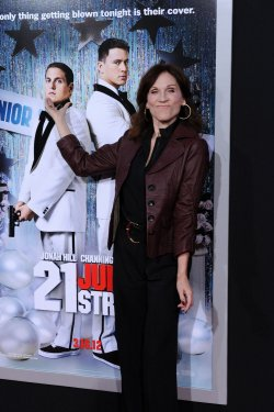 "Marilu Henner attends the ""21 Jump Street"" premiere in Los Angeles"