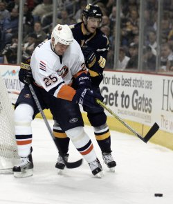NEW YORK ISLANDERS VS BUFFALO SABRES IN EASTERN CONFERENCE QUARTERFINALS