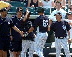 New York Yankees Sign Billy Crystal.