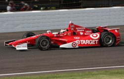Scott Dixon searches for speed in Indianapolis, Indiana