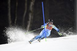 Ladies' Slalom at the Sochi 2014 Winter Olympics