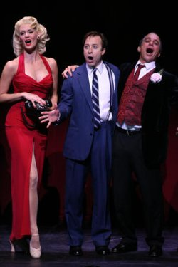 "TONY DANZA DEBUTS IN LAS VEGAS PREMIERE OF ""THE PRODUCERS"""