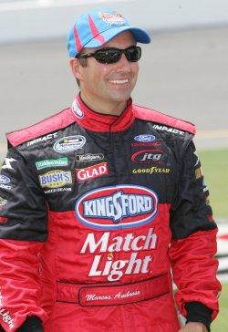NASCAR Nationwide series qualifying in Daytona Beach, Florida