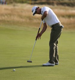 The Open Golf Championships in Hoylake