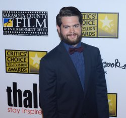 Jack Osbourne attends the 3rd annual Critics' Choice Television Awards in Beverly Hills, California