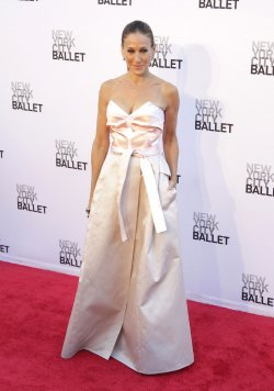 New York City Ballet Fall Gala arrivals