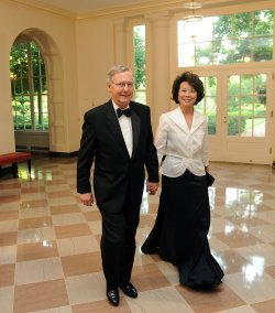 Guests arrive for State Dinner in Washington