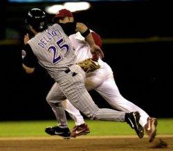 Arizona Diamondbacks vs St. Louis Cardinals baseball