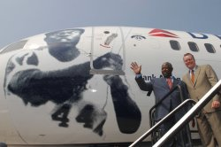 DELTA AIR LINES HONORS HANK AARON'S 755 HOME RUNS WITH SIGNATURE AIRCRAFT