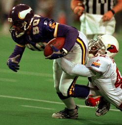 Arizona Cardinals vs Minnesota Vikings