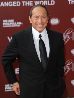 "Paul Anka attends ""Gorby 80- Gala Concert"" in London"