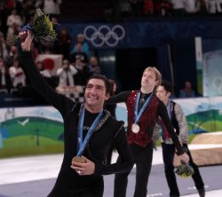 Men's Figure Skating Free Program at the 2010 Vancouver Winter Olympics