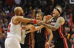 Eastern Conference Semifinals Miami Heat vs. Chicago Bulls