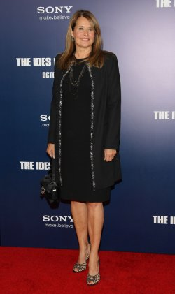 "Lorraine Bracco attends the premiere of "" The Ides of March"" in New York"
