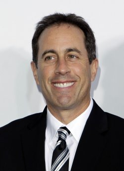 Jerry Seinfeld arrives at the Stand Up For Heros Event at the Beacon Theatre in New York