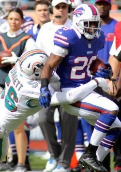 Miami Dolphins vs.Buffalo Bills in Miami