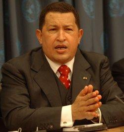PRESIDENT CHAVEZ OF VENEZUELA ADDRESSES UN GENERAL ASSEMBLY
