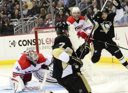 Pittsburgh Penguins vs. Carolina Hurricanes