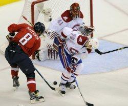 Ovechkin shot on Goal in Washington