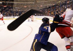 Carolina Hurricanes vs St. Louis Blues