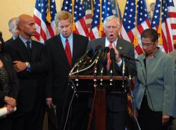 DC VOTING RIGHTS BILL DIES IN SENATE IN WASHINGTON