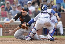 Baltimore Orioles vs. Chicago Cubs