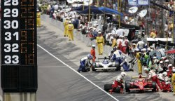 92nd Indianapolis 500