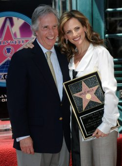 Marlee Matlin receives star on Hollywood Walk of Fame in Los Angeles