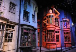 "Press view of ""The Making Of Harry Potter Studio Tour"" in London"