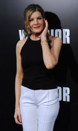 "Rene Russo attends the premiere of ""Warrior"" in Los Angeles"