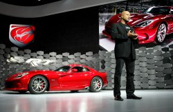 The New York International Auto Show starts in New York