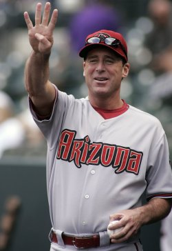 ARIZONA DIAMONDBACKS VS COLORADO ROCKIES