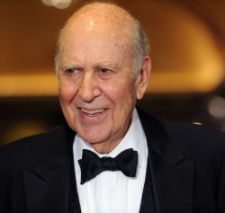 Carl Reiner arrives at DGA Awards in Los Angeles