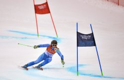 Ladies' Giant Slalom at the Sochi 2014 Winter Olympics