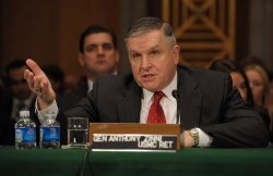 Senate committee examines roles of diplomacy, military in national security in Washington