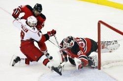 Carolina Hurricanes at New Jersey Devils NHL Post Season Eastern Conference Quarterfinal