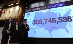 Census releases first 2010 census data in Washington
