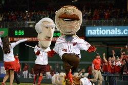 St. Louis Cardinals vs Washington Nationals in Washington Game 5 NLDS