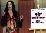 Cher look-alikes turn out to audition for film biography on her life